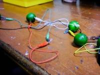 GEC Workshop: Chế tạo pin hoa quả, lên tiếng vì thiên nhiên