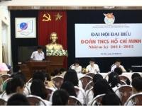 Đại hội Đại biểu Đoàn TNCS Hồ Chí Minh nhiệm kì 2014 – 2015