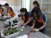 Chuyến tham quan Khoa Sinh học đáng nhớ của đoàn học sinh Trường Anderson Serangoon Junior College