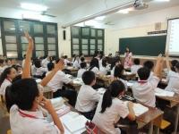 """Tổ Ngữ Văn THCS """"trình làng"""" kết quả sinh hoạt chuyên môn theo hướng nghiên cứu bài học"""