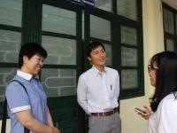 Chuyến ghé thăm của vị giáo sư người Nhật Bản
