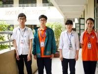 Thành tích vẻ vang của Đội tuyển Học sinh Giỏi khối 10