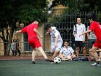 Giải bóng đá học sinh 2016: Đã tìm ra nhà vô địch