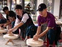 Hành trình trải nghiệm thú vị ở Làng gốm Bát Tràng và Trang trại EraHouse