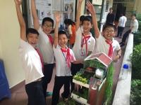 Viết tiếp ước mơ nghiên cứu khoa học tại trường Anderson (Singapore)