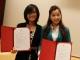 Nữ sinh Việt Nam chu du 11 nước nhờ giành nhiều học bổng