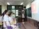 Lễ chào cờ đặc biệt giữa mùa dịch Covid-19 của học sinh Trường Nguyễn Tất Thành