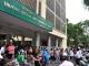 Học sinh chen chân thi vào THCS Nguyễn Tất Thành