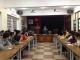 Sinh viên tình nguyện khoa Hóa – Ngày đầu tiên tại trường Nguyễn Tất Thành