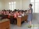 Cô giáo Nguyễn Thị Thu Hà